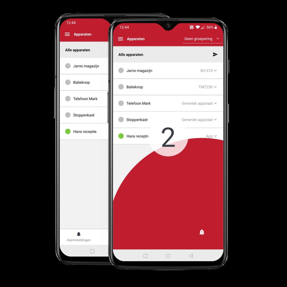 SOSvolaris BHV app